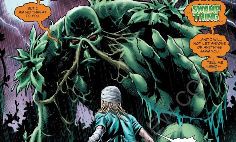 swamp thing suicide squad