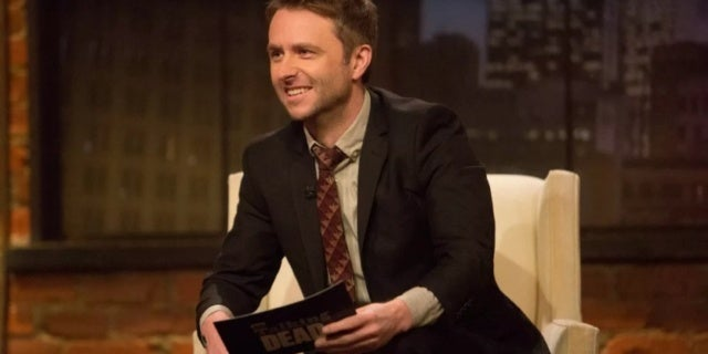 Talking Dead Chris Hardwick
