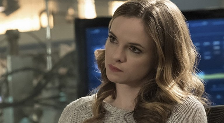 the flash danielle panabaker directs