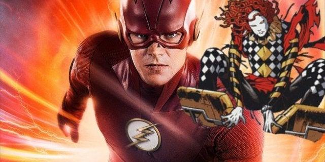 The Flash Season 5 Villains Rag Doll