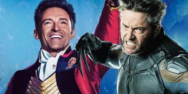 the greatest showman wolverine