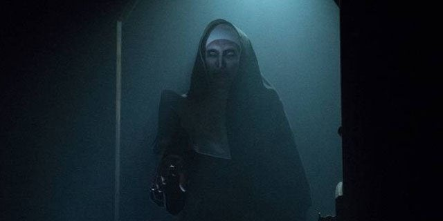 the nun conjuring spin off header