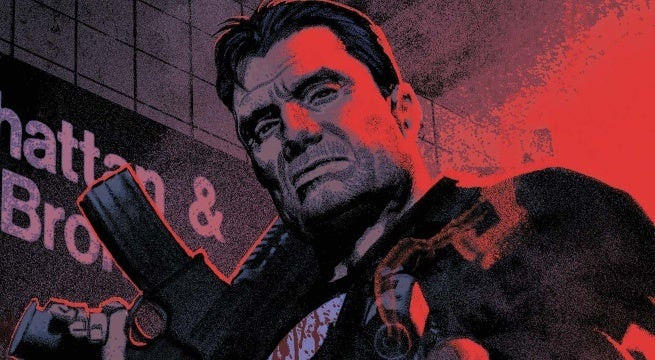 the punisher #1 2018 review