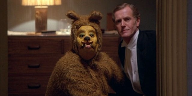 the shining bear costume stephen king stanley kubrick