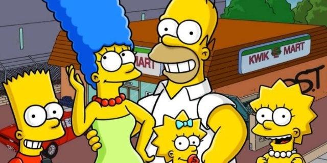 The Simpsons Kwik E Mart comicbookcom