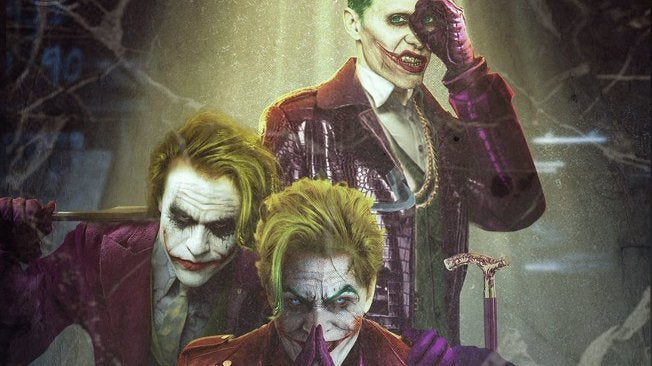 The Three Jokers Movie Version