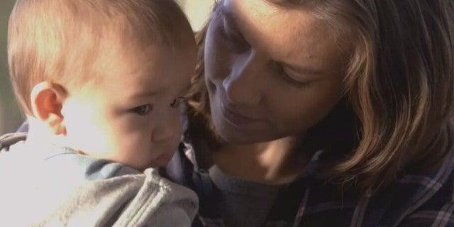 The Walking Dead Maggie Baby Hershel