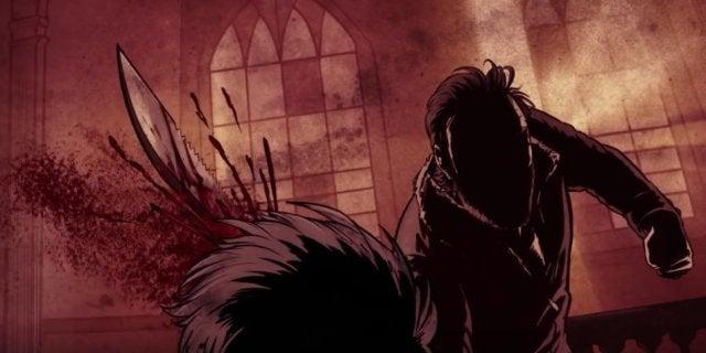 The Walking Dead Red Machete