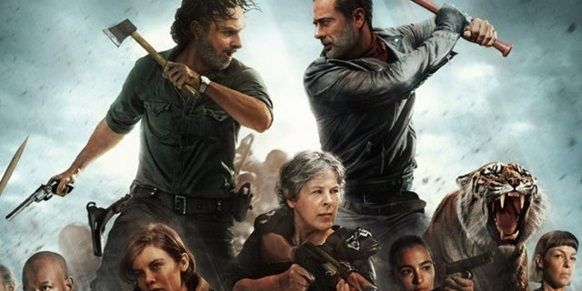 The Walking Dead Season 8 Netflix