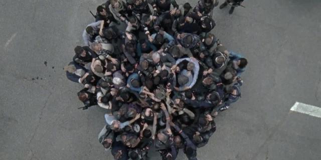 The Walking Dead Season 8 - Ezekiel's Loss screen capture