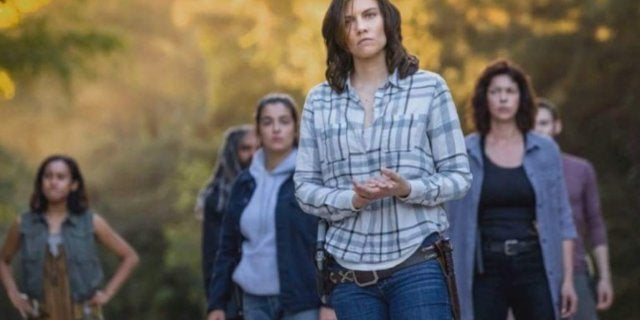 Lauren Cohan Says More Time Will Pass in 'The Walking Dead' Season 9