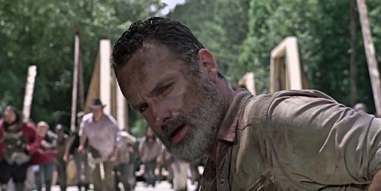 The Walking Dead season 9 Rick