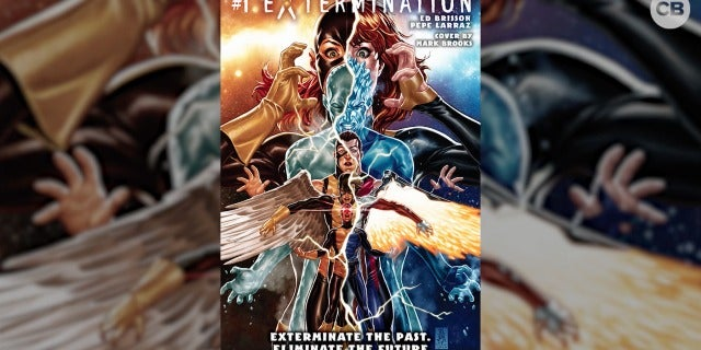 This Week in Comics: Extermination #1 screen capture