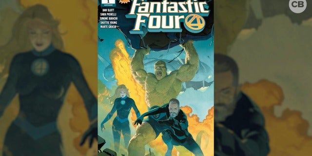 This Week in Comics: Fantastic Four Makes Its Return screen capture