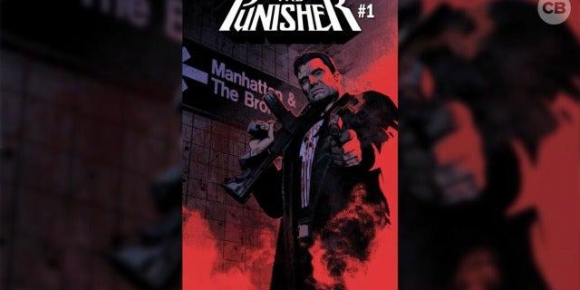 This Week in Comics: Punisher #1 screen capture