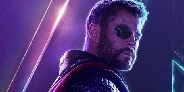 thor avengers infinity war strongest