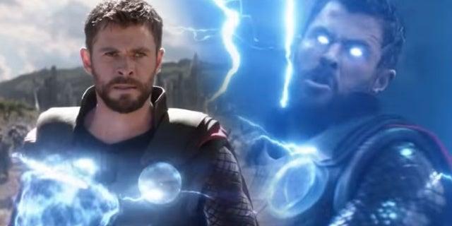 Thor-Avengers-Infinity-War-Wakanda