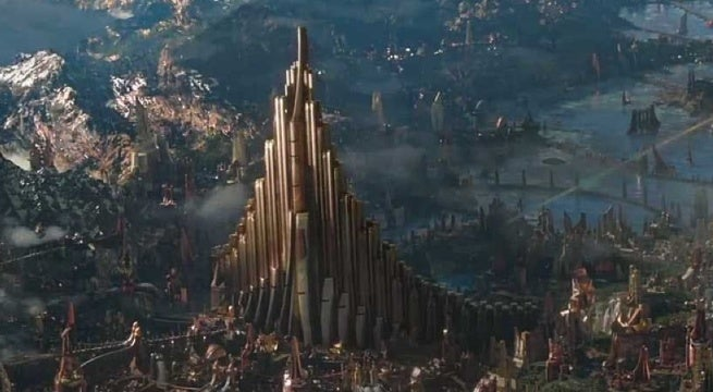 thor movie 2011 asgard marvel cinematic universe