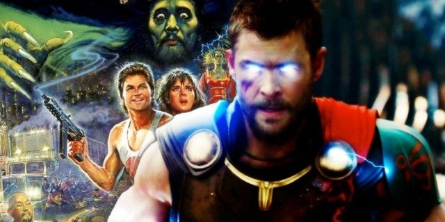 Thor Ragnarok Big Trouble in Little China COMICBOOKCOM