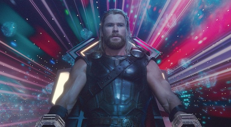 Thor Ragnarok Sakaar Chair