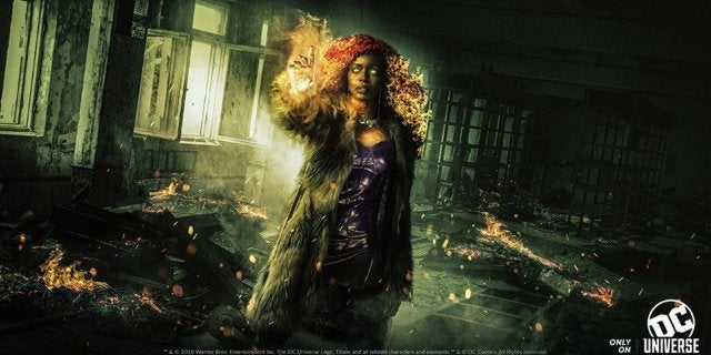 'Titans' Star Anna Diop Confirms That Starfire Will Get Her Classic DC Comics Costume