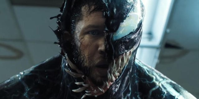 tom hardy venom movie