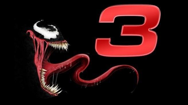 Tom Hardy Venom Movie Trilogy