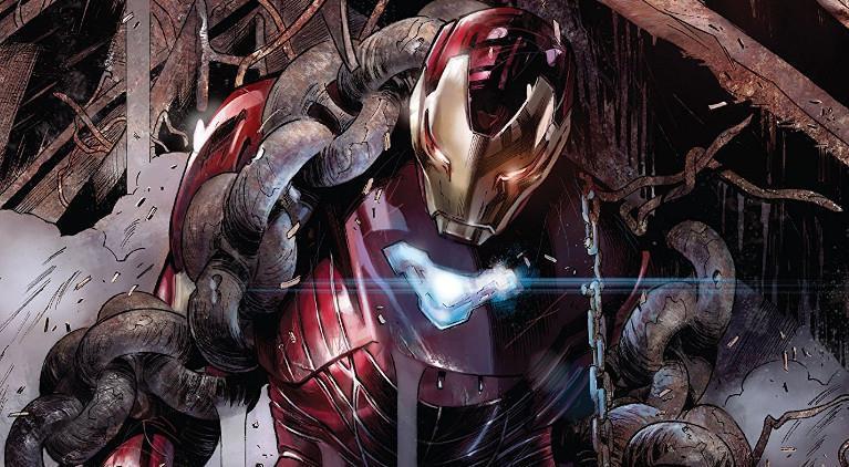 Tony Star Iron Man