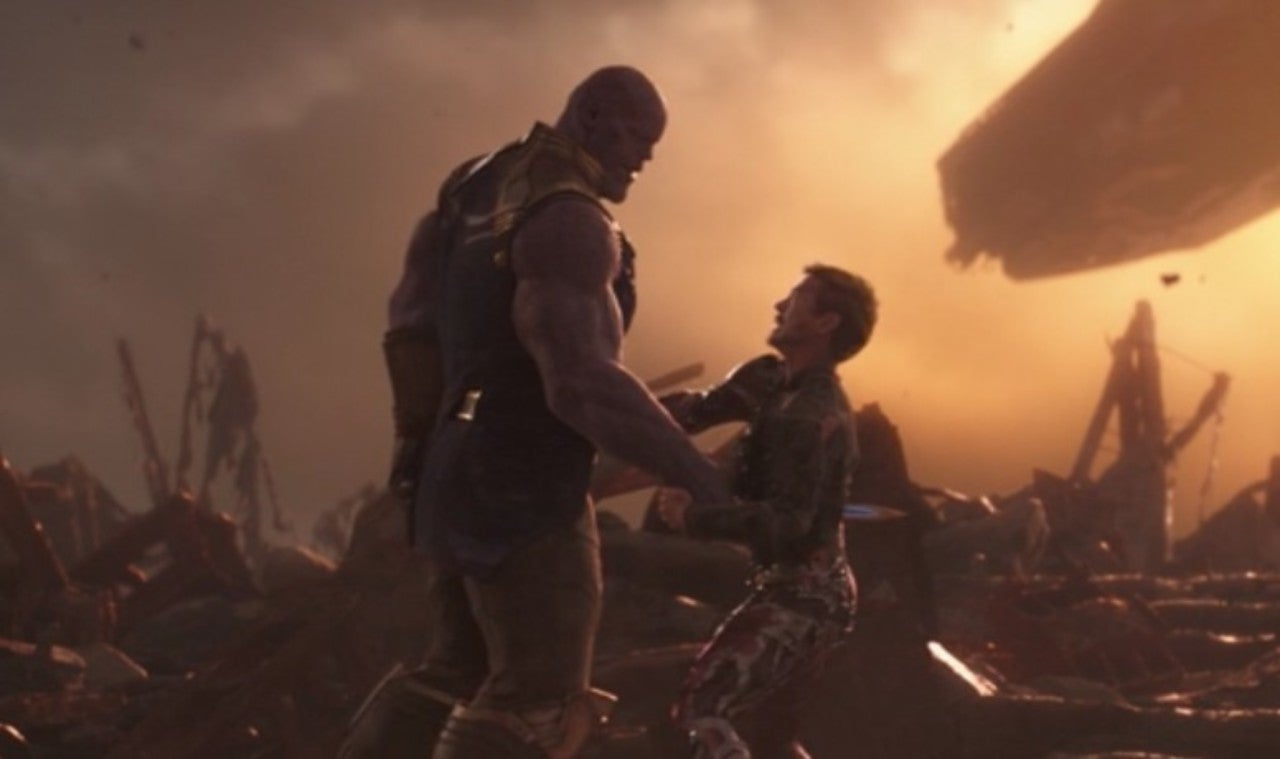 Avengers: Infinity War' Directors Reveal How Thanos Knows