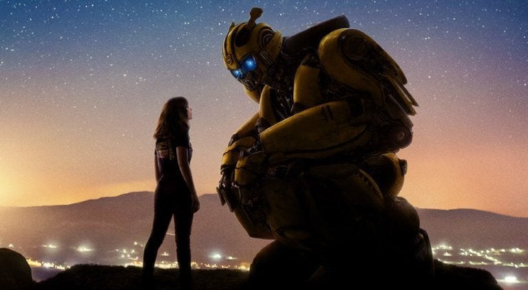 Transformers Bumblebee Movie