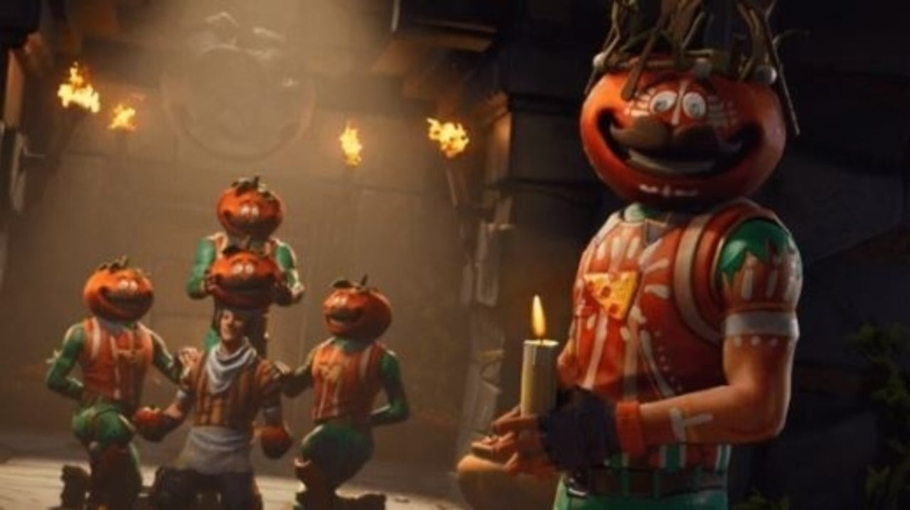 Fortnite New Tomato Head Outfit Available Now