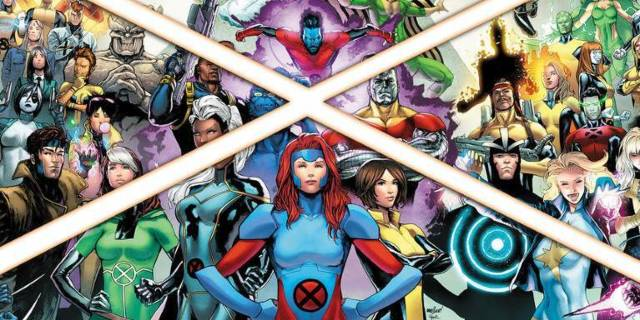 Uncanny X-Men Disassembled