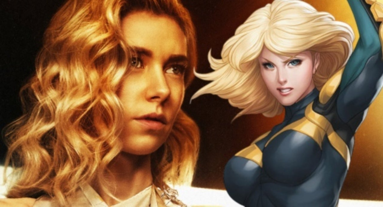 Dc Fans Want Vanessa Kirby To Play Black Canary In Birds Of Prey