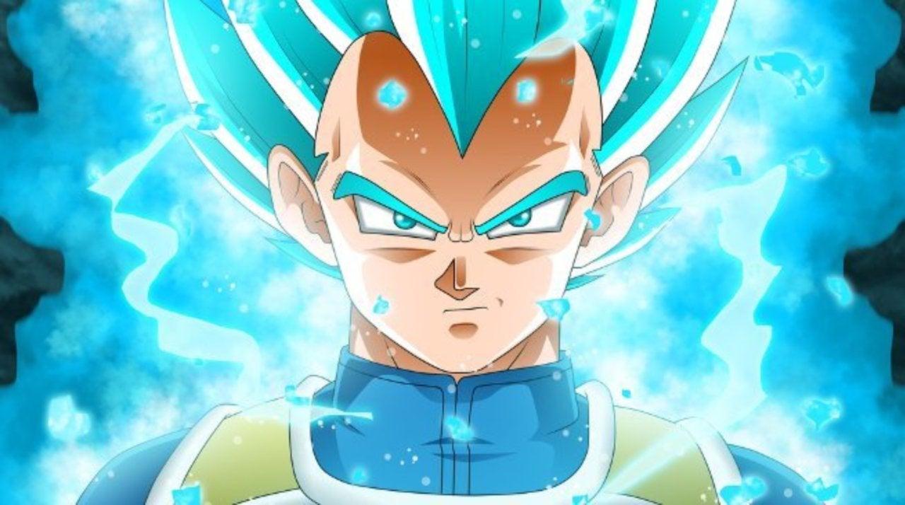 Dragon Ball Super' Director Confirms Power Level of Vegeta's