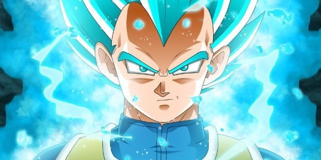 Vegeta Super Saiyan Blue Evolution Power Levels Explained