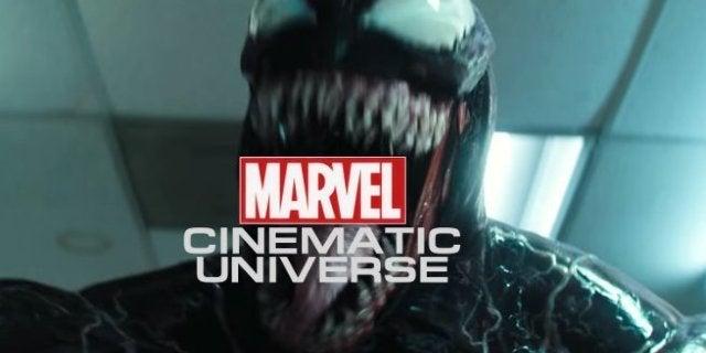 Venom Movie Rating Spider Man MCU Movie Crossovers