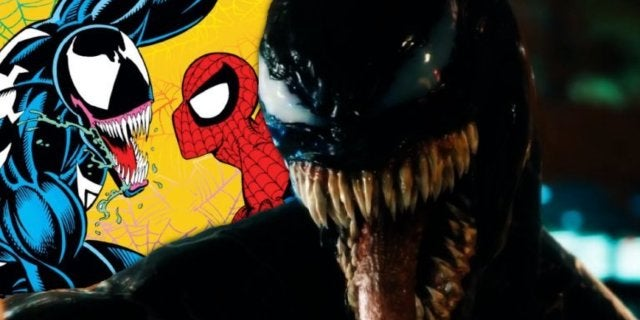 Venom movie Spider-Man comicbookcom