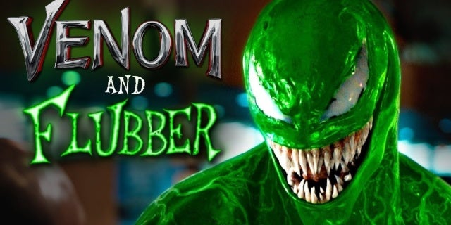 venom movie trailer flubber mashup video