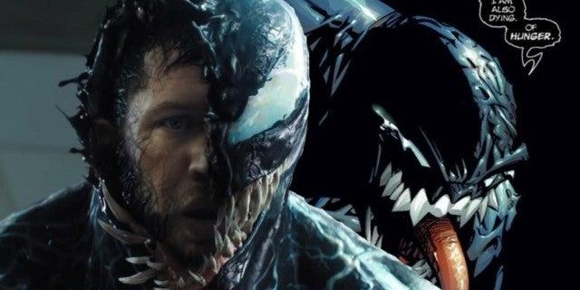 Venom movie voice COMICBOOKCOM