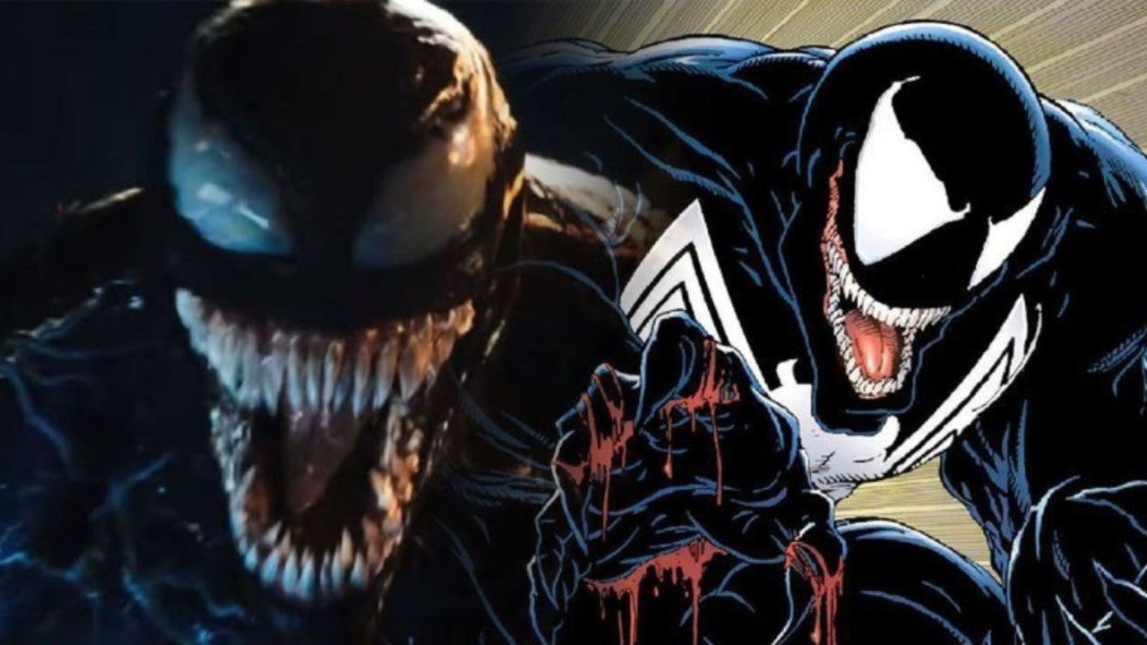 Venom Co Creator Todd Mcfarlane Redesigns Movie Look