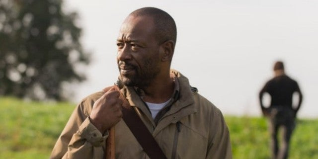 Walking Dead Lennie James
