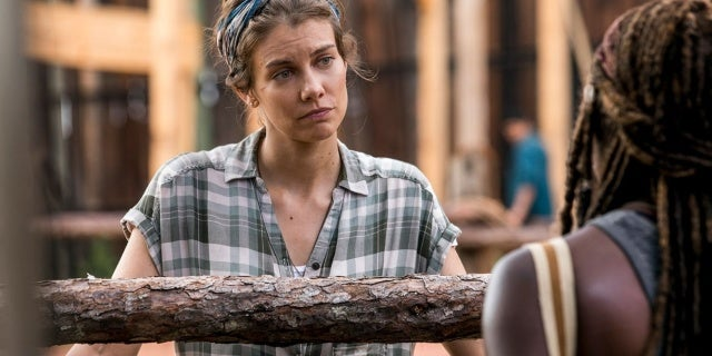 walking dead maggie season 9