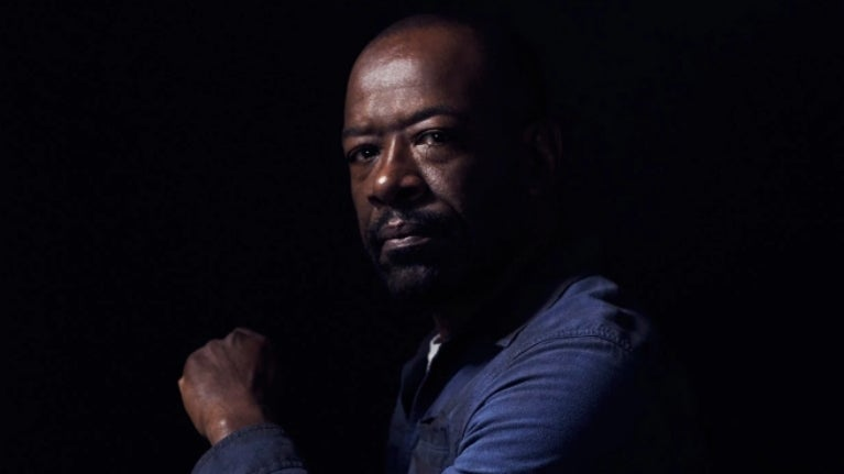 Walking Dead Morgan Lennie James