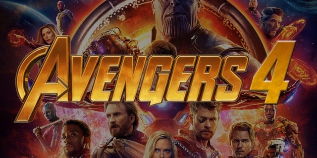 When Will the First 'Avengers 4' Trailer Be Released? screen capture