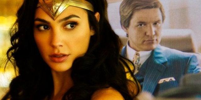 Wonder Woman 1984 Gal Gadot Pedro Pascal COMICBOOKCOM