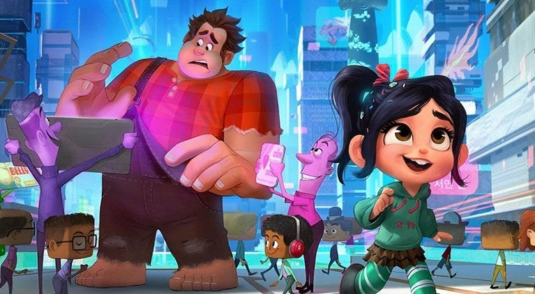 wreck it ralph disney world