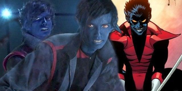 X-Men Apocalypse Nightcrawler Costume