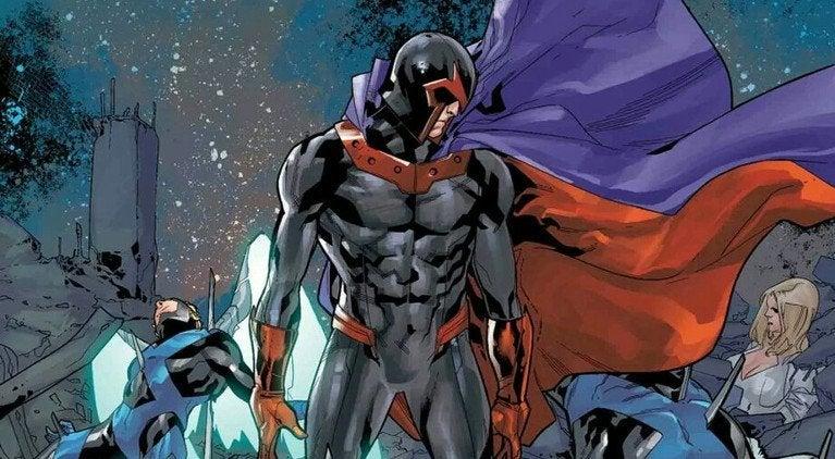 X-Men Blue Brotherhood of Evil Mutants
