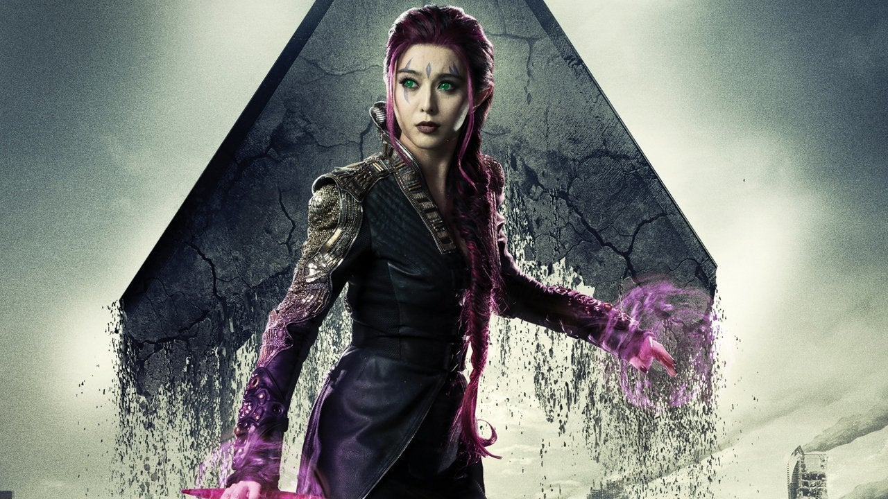 x-men days of future past fan bingbing blink