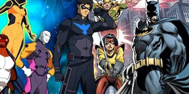 Icon Young Justice Fans Looking for 'Youn...